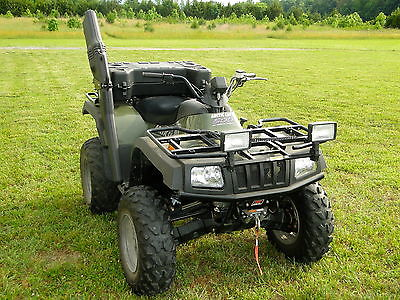 2004 Arctic Cat 500 Four Wheeler ATV Excellent Condition, Low Mileage-ONLY 134.8