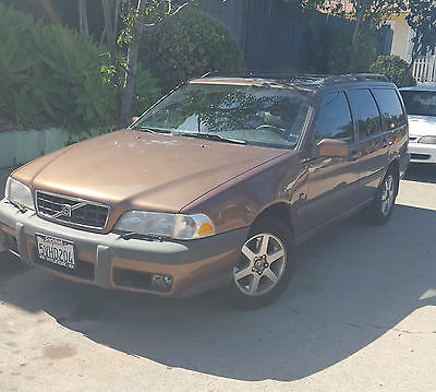 1999 Volvo V70 Xc Awd Cars For Sale