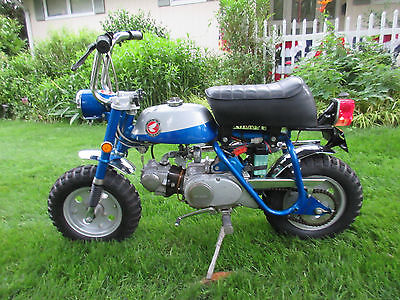 Honda : Other 1969 honda z 50 minitrail original untouched