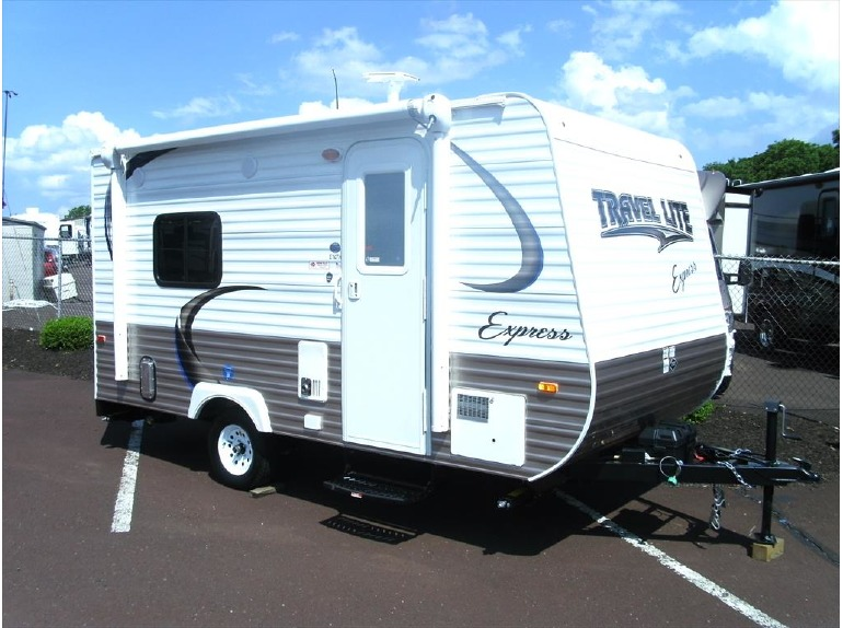 2016 Travel Lite Express E16TH
