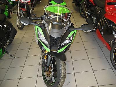 Kawasaki : Ninja 2014 kawasaki ninja zx 10 r abs brand new green black