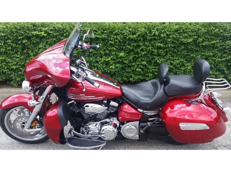 Yamaha stratoliner deluxe motorcycles for sale in kentucky for Yamaha dealers in kentucky