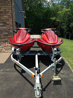 2004 Aqua Trax Turbo Jet Skis