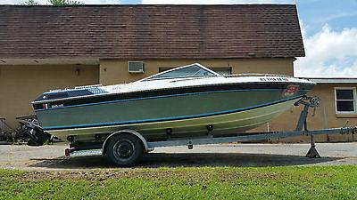 1985 Wellcraft 20 XL Powerboat