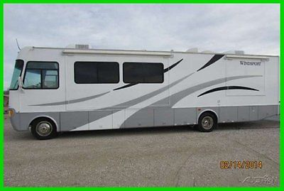 2003 Four Winds Windsport M-35F Class A Motorhome 3 Slide Outs Lots of Extras