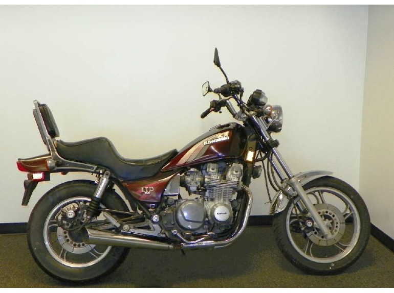 1984 kawasaki ltd 700 motorcycles for sale