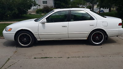 Toyota : Camry LE Sedan 4-Door 1997 toyota camry