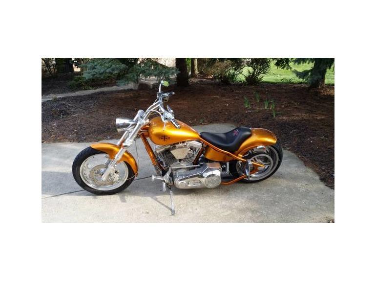 2003 Titan Motorcycle Co. Sidewinder LOW RIDER HT