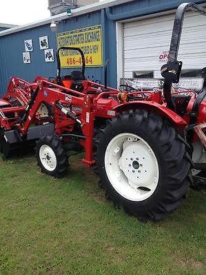 Yanmar 3110D Tractor