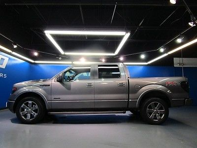 Ford : F-150 FX2 Ford F150 FX2 Crew Cab 2WD Equipment Group ECOBOOST 20inch Wheels Cam $46kMSRP!