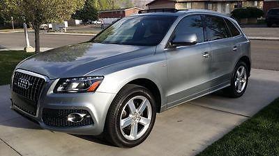 Audi : Q5 Q5 S-Line 2011 audi q 5 premium plus sport utility 4 door 3.2 l