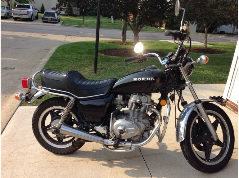 1979 Honda Hondamatic