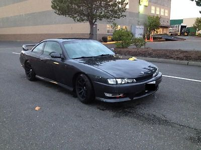 Nissan 240sx washington cars for sale for Nissan 240sx motor for sale