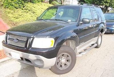 Ford : Explorer 2001 ford explorer