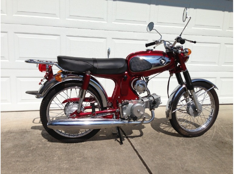 1969 Honda S90 90
