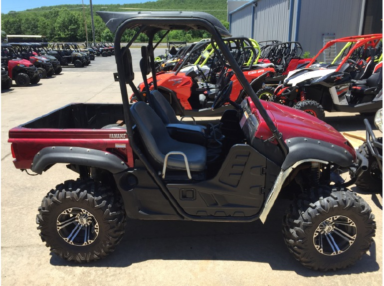 yamaha rhino 700 sport edition motorcycles for sale. Black Bedroom Furniture Sets. Home Design Ideas