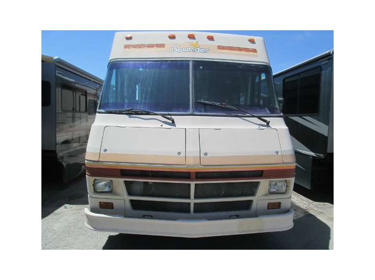Fleetwood Bounder 34s Rvs For Sale