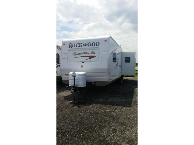 2008 Forest River, Inc. ROCKWOOD 8314SS