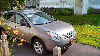 Nissan : Rogue S Sport Utility 4-Door PRICED TO SELL!!! 2010 NISSAN ROGUE AWD with 360- $9000(WIlliamsville, NY)