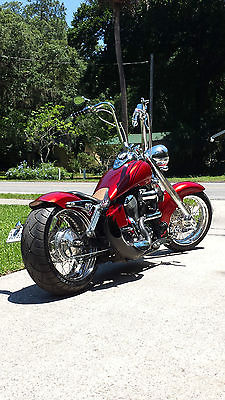 Honda : Shadow Custom 2003 Honda Chopper 750cc American Classic Edition (ACE)