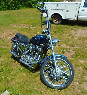 harley davidson sportster motorcycles for sale in new. Black Bedroom Furniture Sets. Home Design Ideas