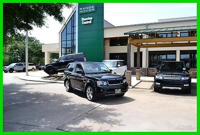 Land Rover : Range Rover Sport Supercharged Certified 2013 supercharged used certified 5 l v 8 32 v automatic 4 x 4 suv premium