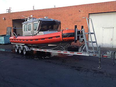 2004 Safe Boat International 250 Defender Class