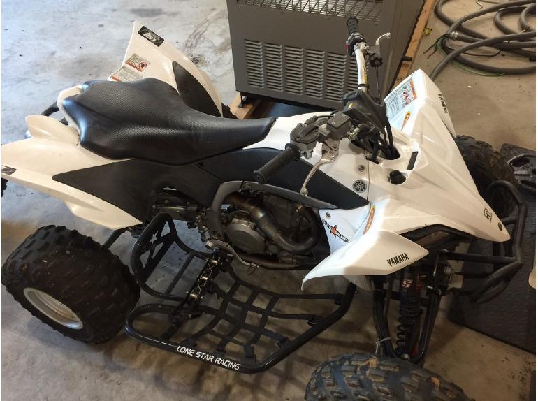 2012 Yamaha 450