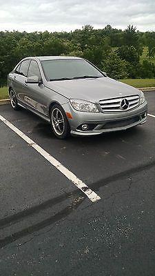 Mercedes-Benz : 300-Series C300 4matic Sport 2010 mercedes benze c 300 4 matic gray
