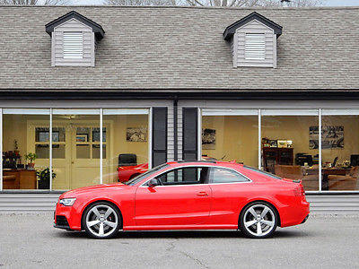 Audi : Other RS5 2013 audi rs 5 coupe 3 100 miles