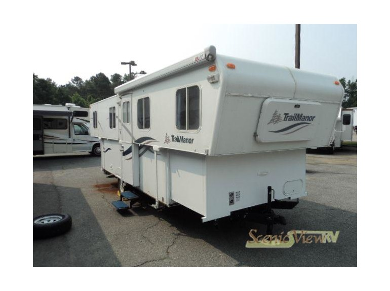 2006 Trailmanor TrailManor 2720SD