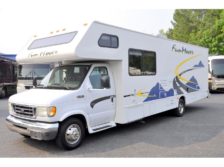 2003 Four Winds Fun Mover 31C