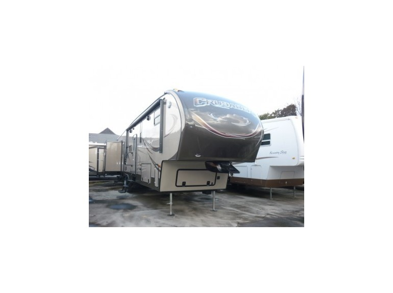 2014 Prime Time Crusader 360bhs Rvs For Sale