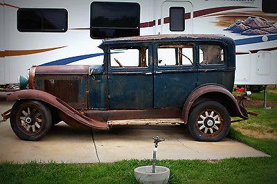Buick : Other 1929 buick marquette four door sedan