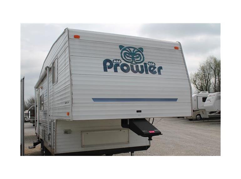 2002 Fleetwood Prowler 245M