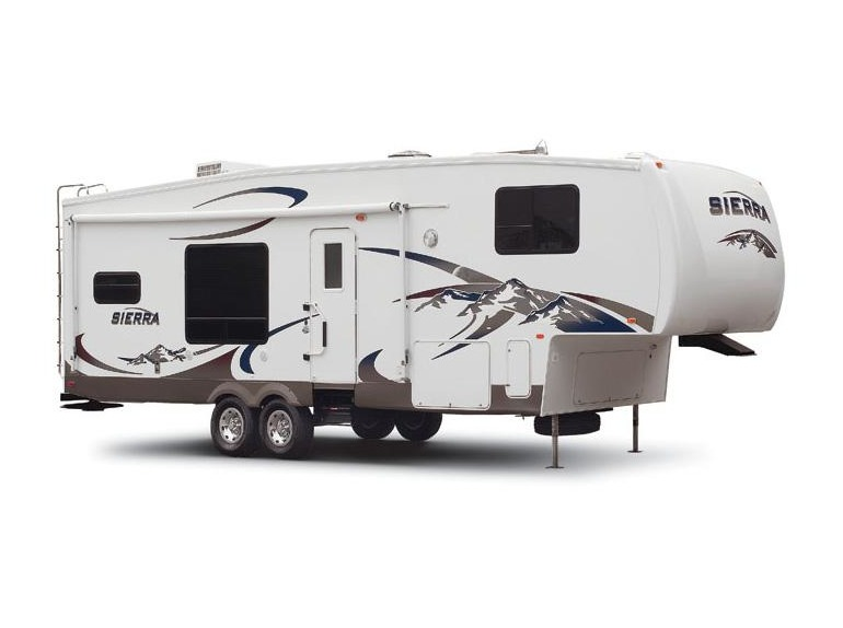2009 Forest River Sierra 316BHTS