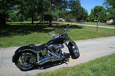 Harley-Davidson : Other Thunder Mountain Firestone w/ Jims 120 motor - Harley Custom Chopper