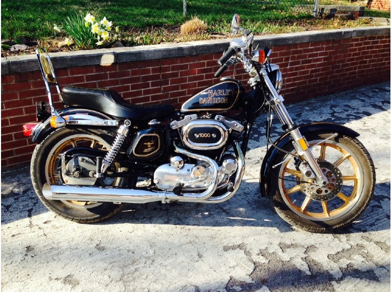 1978 Harley Sportster 1000 Motorcycles for sale