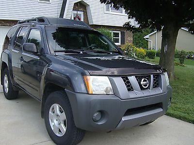 Nissan : Xterra S Sport Utility 4-Door 2007 nissan xterra s sport utility 4 door 4.0 l