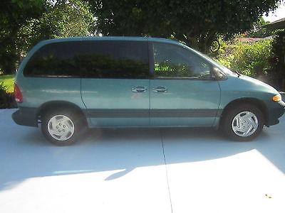 Dodge : Caravan Sport SE 1999 dodge caravan sport se passenger 4 door 3.3 l