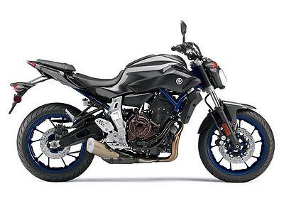 Yamaha : Other NEW 2015 Yamaha FZ-07 Naked Sport Bike -Liquid Graphite- WARRANTY - STOCK # 3765