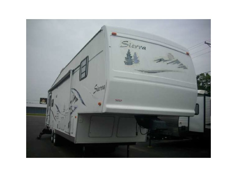 2002 Forest River Sierra RVs 30RLSS