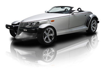 Plymouth : Prowler Base Convertible 2-Door 12 183 actual mile prowler roadster efi 3.5 l v 6 4 speed auto prowler trailer