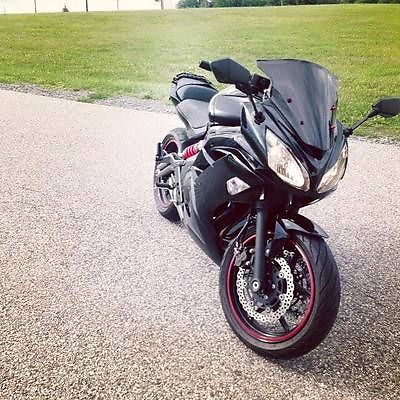 Kawasaki : Ninja 2012 ninja 650