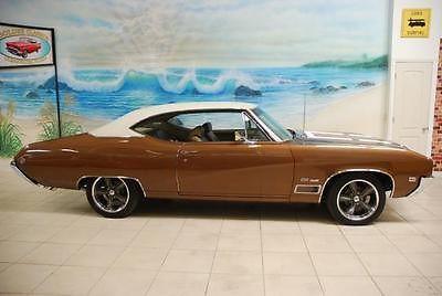 Buick : Skylark 1968 buick skylark gs 400 4 speed ac