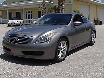 Infiniti : G37 Journey Coupe Georgia Car 2009 infiniti g 37 coupe 3.7 l nav rear camera fully loaded clear title south car
