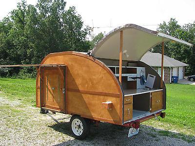 4 By 8 Teardrop Camper RVs for sale