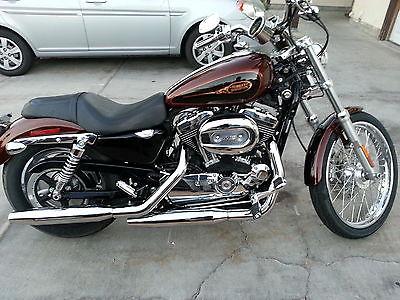 Harley-Davidson : Sportster Root Beer Color!