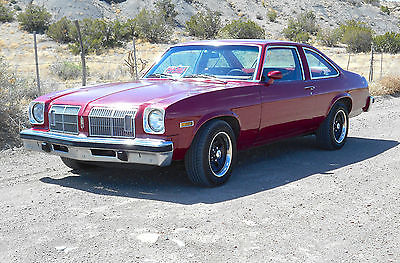 Oldsmobile : Other Base Coupe 2-Door 1975 oldsmobile omega 2 door coupe