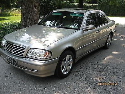Mercedes-Benz : C-Class 4-Door Mercedes Benz C-Class 1998